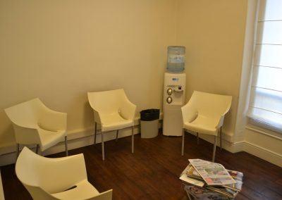salle d attente podologe le cannet